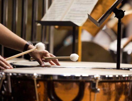 Metamorphosis for Timpani solo and Percussion