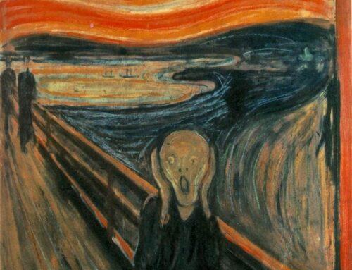 Five Pieces after Edvard Munch