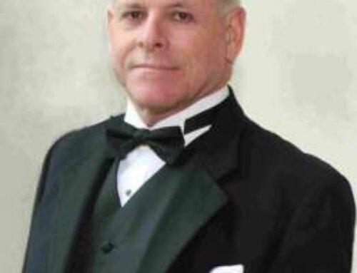 Composer Gary Parks